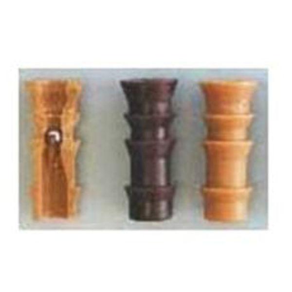 Injectores para madeira